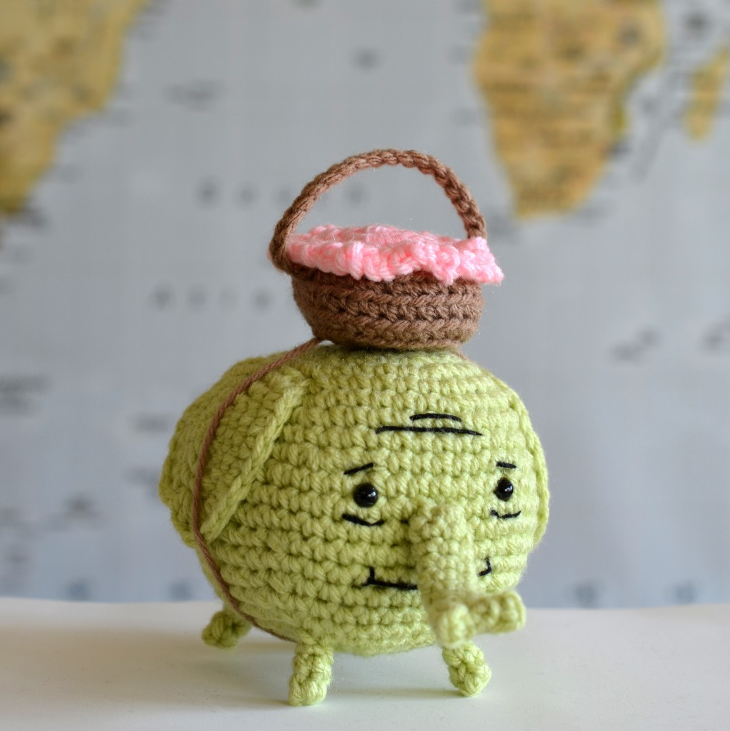 Tree Trunks Elephant pattern - Pops de Milk