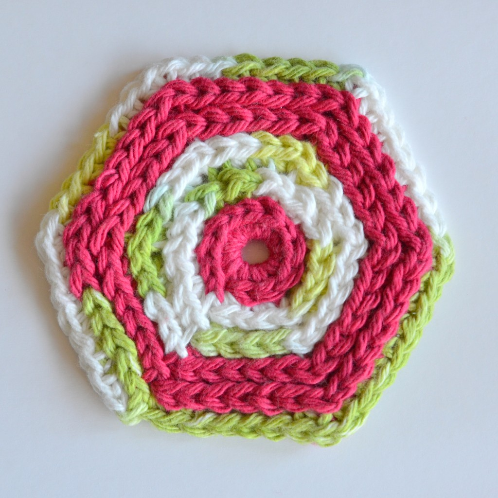 Summerlicious Crochet Coasters - Pops de Milk