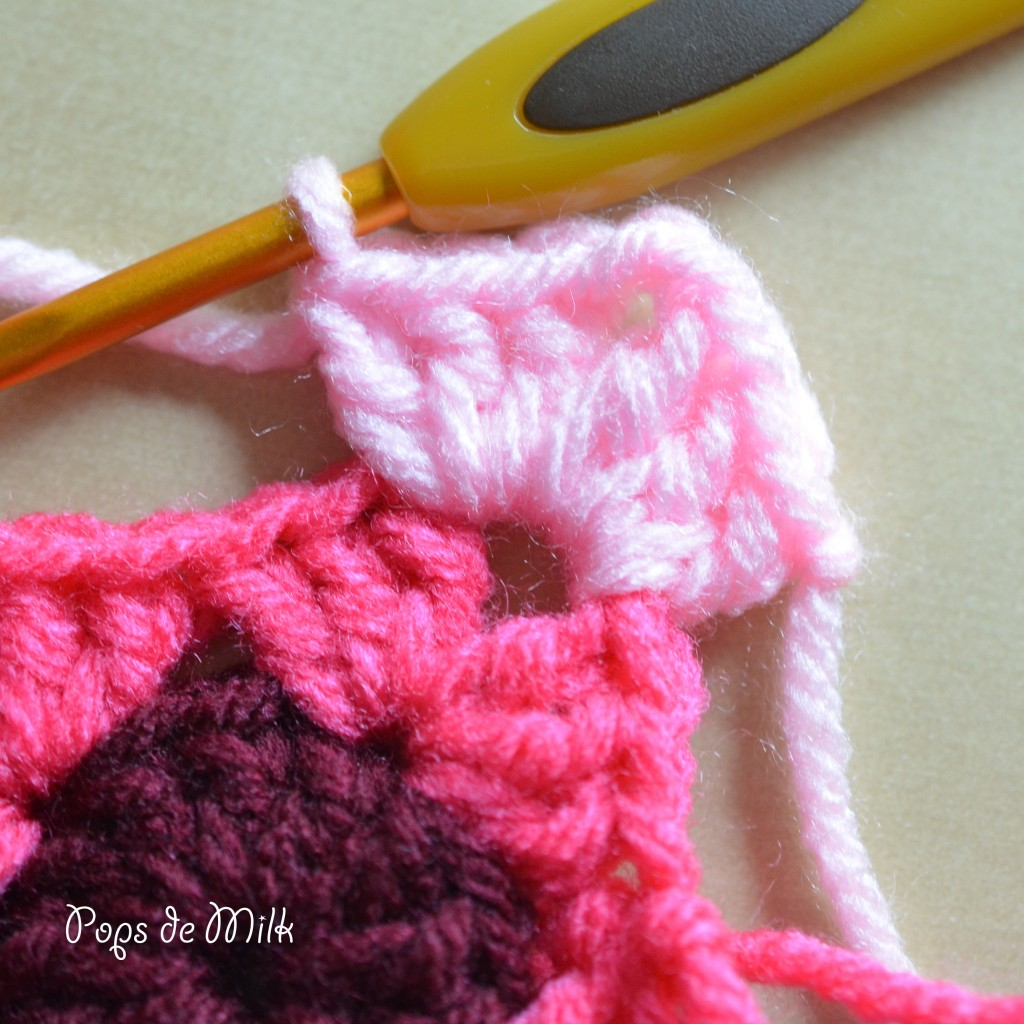 Basic Granny Square - Pops de Milk