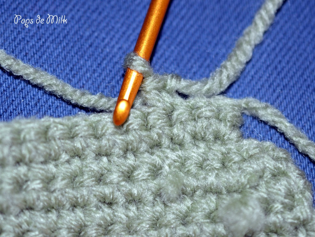 How To - Shape Crochet Pieces